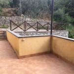 Garlenda affittasi alloggio in piccola palazzina con garage;