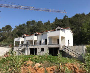 Albenga 10 km Ville a schiera nuova costruzione;