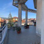 Albenga Attico di circa 200 Mq con terrazzo vista mare e panoramica ;